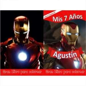 Libro-para-colorear-de-Iron-Man