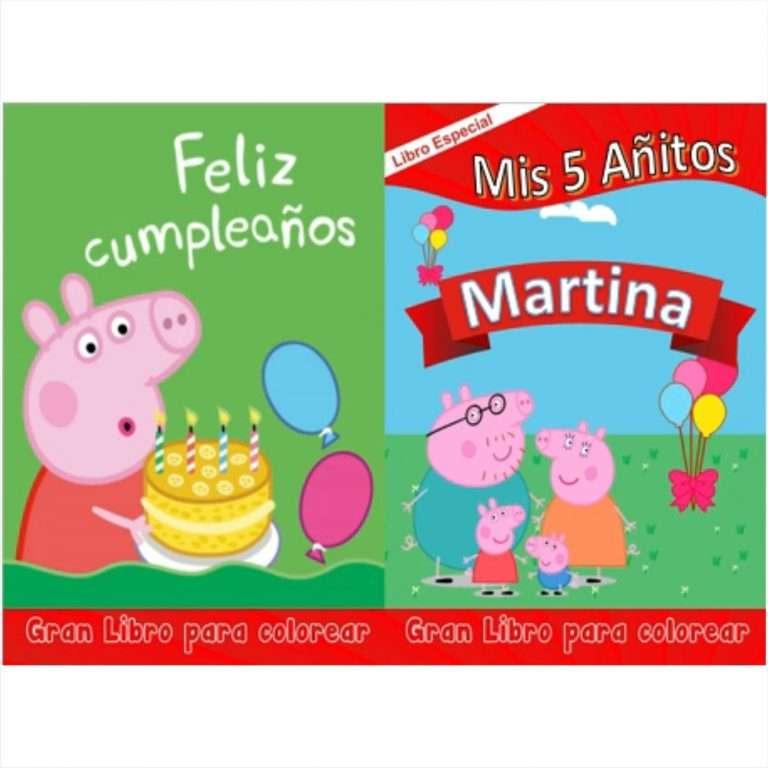 Libro-para-colorear-de-Peppa-Pig